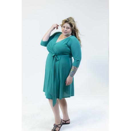 IGIGI FRANCESCA DRESS GREEN 18/20